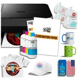 Ink Transfer and Sublimation Printing