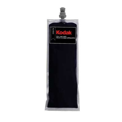 220ml Kodak DTG Black ink bag for Anajet mPower MP5 / MP10 and Ricoh Ri Ri3000 / Ri6000