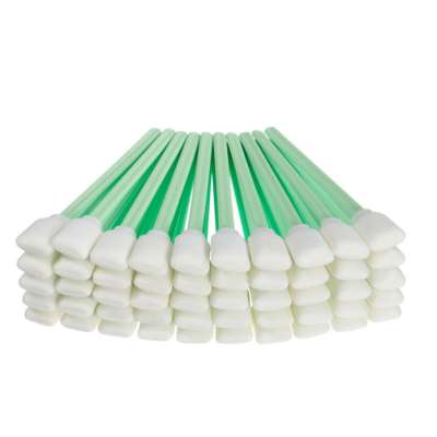 200 x Professional Printer Cleaning Foam Swabs for DTG and UV Printers (including for Epson, Roland, Mimaki, Mutoh, Epson, HP, INCA and more)
