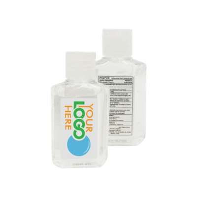 2oz Instant Hand Sanitizers - WITH YOUR LOGO OR BRAND! Minimum 200 pcs purchase required
