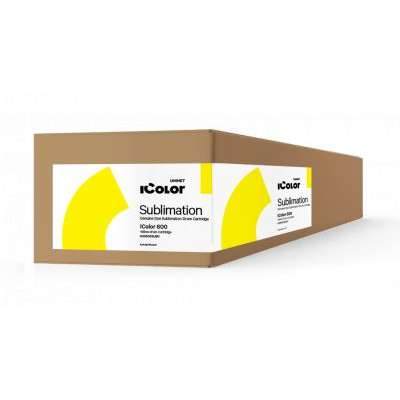 iColor 600 Dye Sublimation Yellow drum cartridge