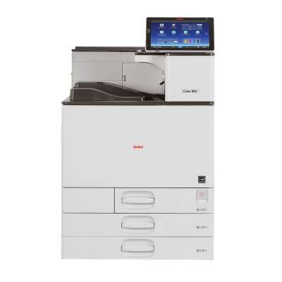 Tabloid XL Jumbo Size: Uninet iColor 800W PLUS (Includes Cartridges CMY+ White for 12,500 pages / ProRip and SmartCut Software / Rolling Storage Cart / 2 year warranty)